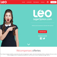 leo website